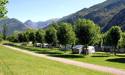 Oferta puente de la Segunda Pascua: alojamiento en camping