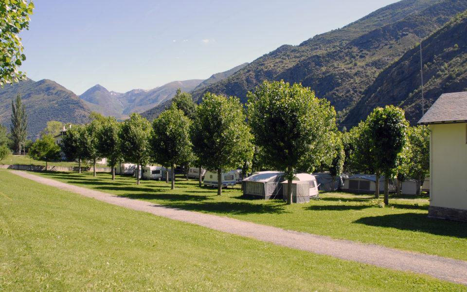 Nou camping parceles