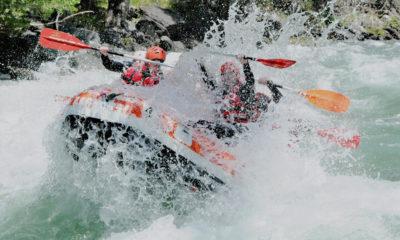 ¡Vive el deshielo! Packs de rafting y barranquismo