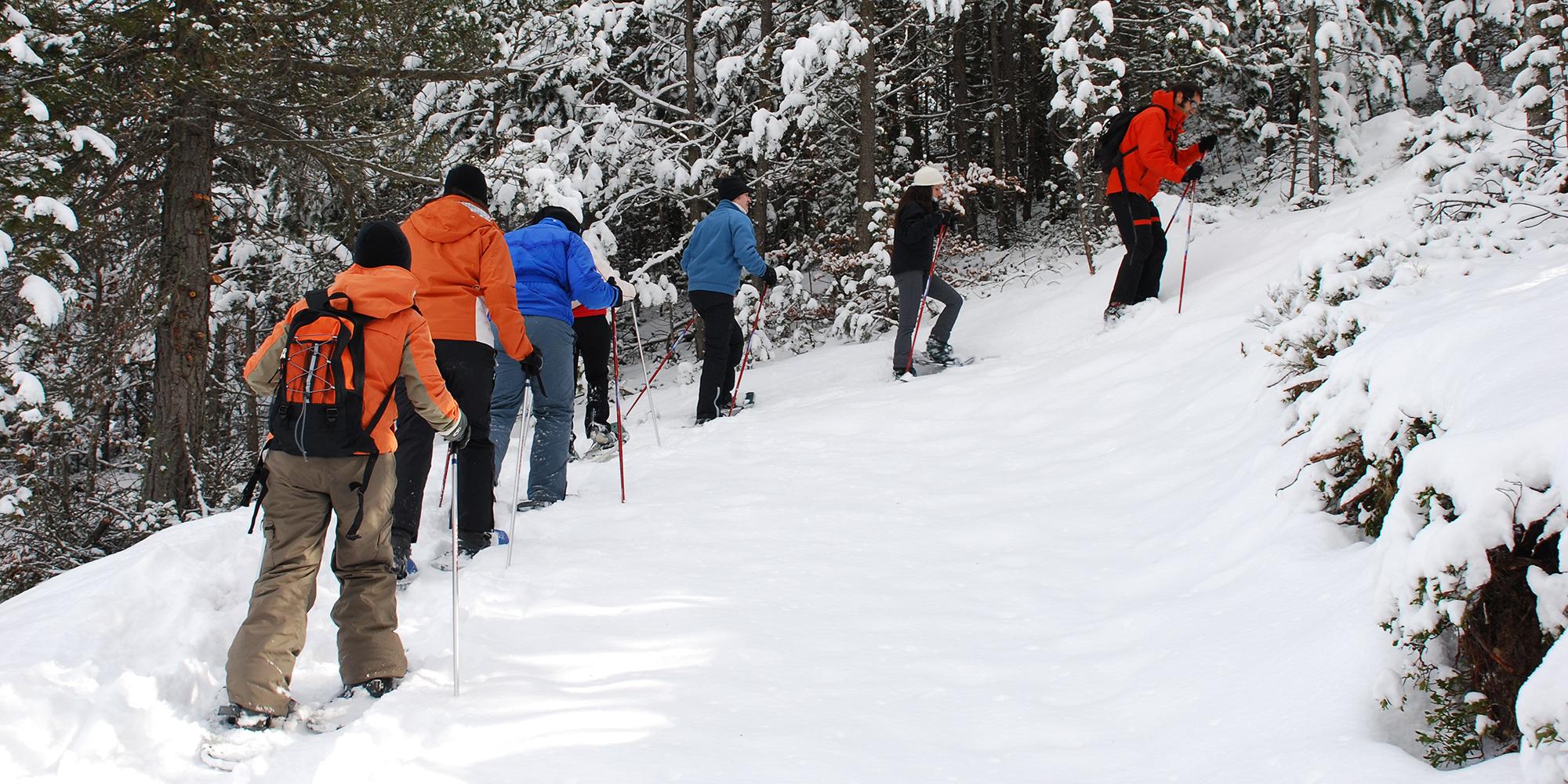 raquetas-nieve-parque-nacional