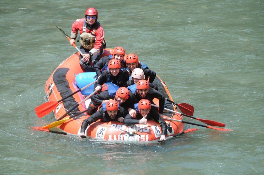 Programa Semana de Aventura: rafting