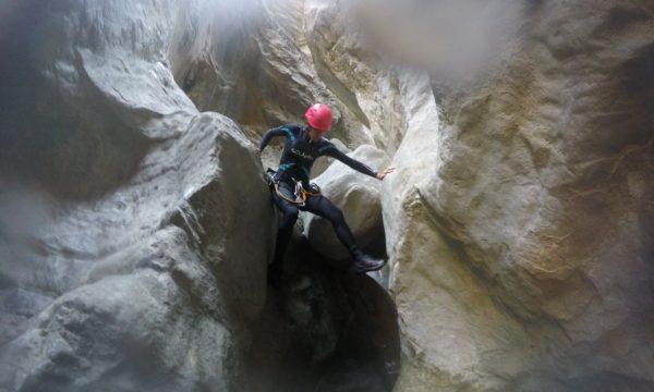 Infierno-Sort-barranquisme-lleida-pirineus-aventura