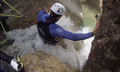 Barrancos para principiantes: el barranco de Sant Pere